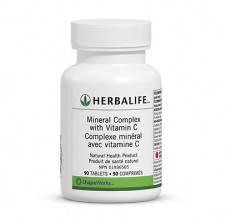 Mineral Complex with Vitamin C